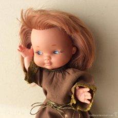 Otras Muñecas de Famosa: MUÑECA RAPACIÑA PELIRROJA DE FAMOSA AÑOS 60. Lote 58282465