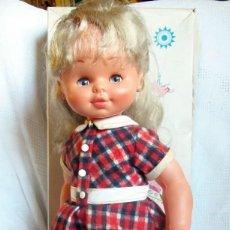 Otras Muñecas de Famosa: EXCEPCIONAL CORISA DE FAMOSA 1972 EN CAJA, PRECIOSA!!!!!!IMPECABLE TODA DE ORIGEN. Lote 59435970
