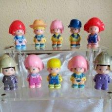 Otras Muñecas de Famosa: LOTE PIN Y PON. Lote 61361686