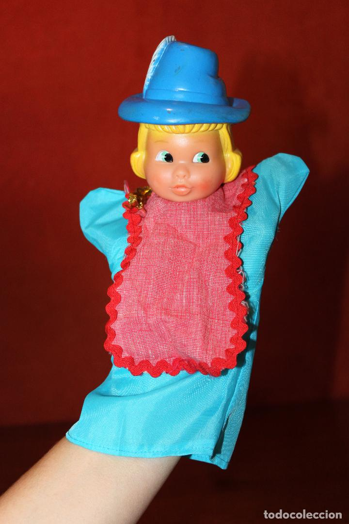 FAMOSA - ANTIGUA MARIONETA FAMOSA,SBB (Juguetes - Muñeca Española Moderna - Otras Muñecas de Famosa)