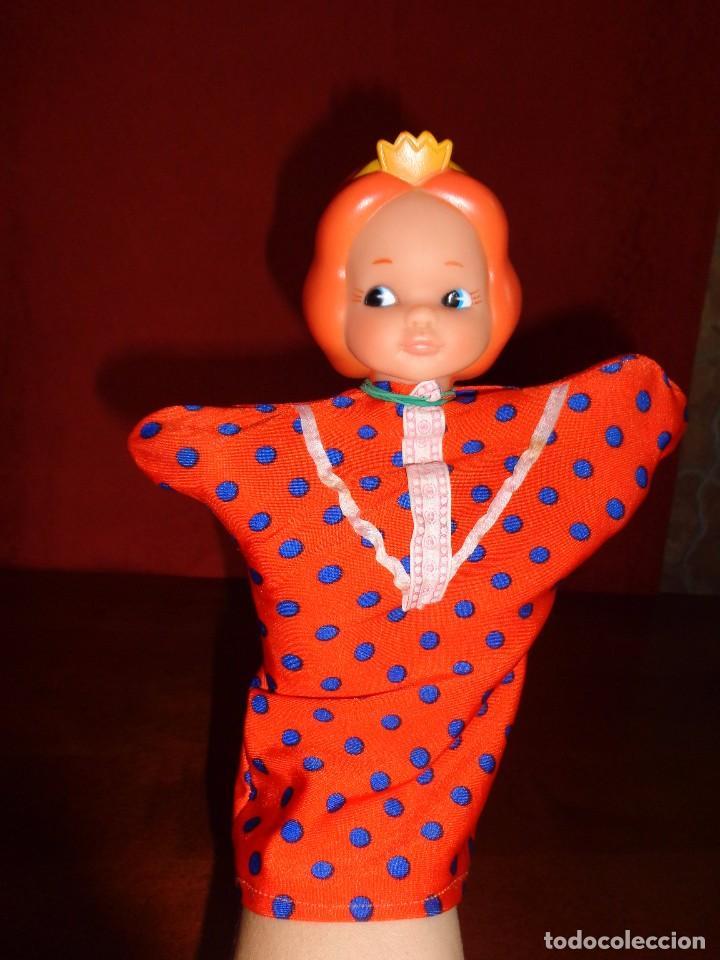 FAMOSA - ANTIGUA MARIONETA FAMOSA!! SBB (Juguetes - Muñeca Española Moderna - Otras Muñecas de Famosa)