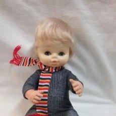 Otras Muñecas de Famosa: ANTIGUA MUÑECA CHALO DE FAMOSA AÑOS 70 . Lote 65054787