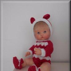 Otras Muñecas de Famosa: CONJUNTO NENUCO DE FAMOSA. Lote 66225942