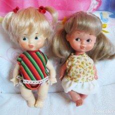 Otras Muñecas de Famosa: DOS MUÑECAS DE FAMOSA, CHERRY,LAS DOS ANTIGUAS PERO DE DISTINTO AÑO. Lote 66443166