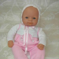 Autres Poupées de Famosa: PRECIOSA BABY LUCÍA DE FAMOSA -MECANISMO FUNCIONANDO. Lote 66570722