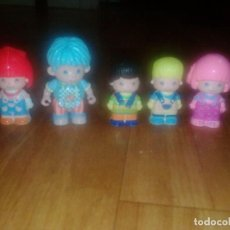 Otras Muñecas de Famosa: LOTE PIN Y PON. Lote 66829346