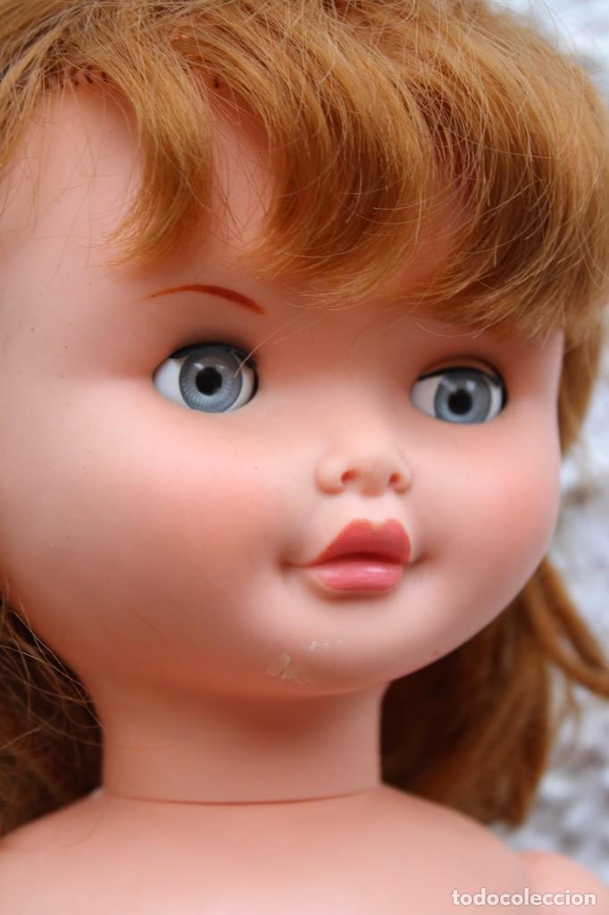 Otras Muñecas de Famosa: TODA UNA BELLEZA DE AÑOS 60 A 65 ANTIGUA MUÑECA MARINA FAMOSA DE 58 cm - Foto 9 - 67507225