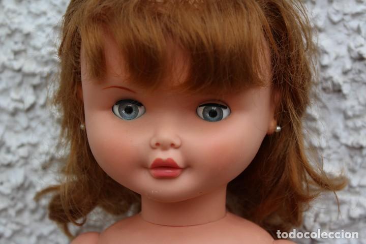 Otras Muñecas de Famosa: TODA UNA BELLEZA DE AÑOS 60 A 65 ANTIGUA MUÑECA MARINA FAMOSA DE 58 cm - Foto 10 - 67507225