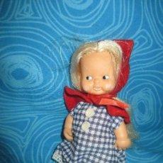 Otras Muñecas de Famosa: BARRIGUITA CAPERUCITA AÑOS 80, TODA DE ORIGEN. Lote 135934710