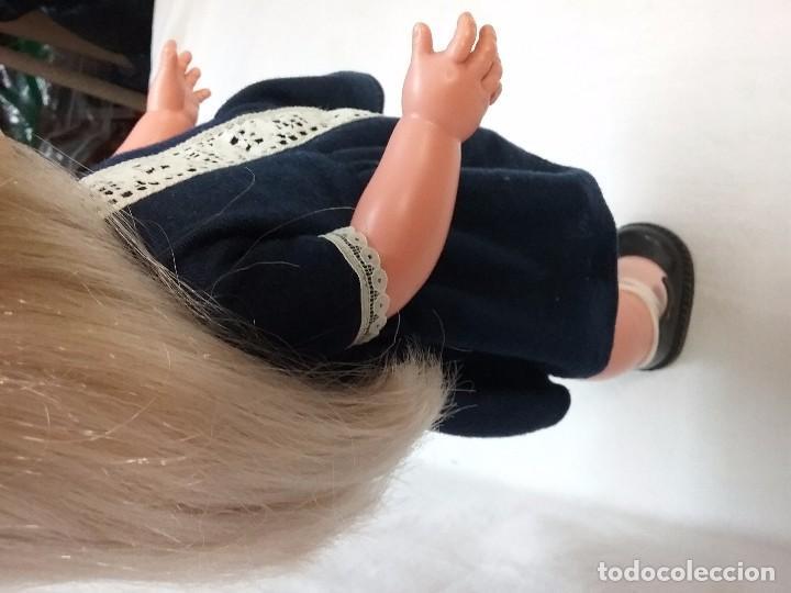 Otras Muñecas de Famosa: GRACIOSA DIFICIL MUÑECA CONCHI ROMANTICA DE PELO LISO CON TRAJE ORIGINAL DE FAMOSA - Foto 6 - 69701301