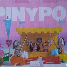 Otras Muñecas de Famosa: PINYPON SERIE MEDIEVAL TORNEO DE FAMOSA. Lote 70079481