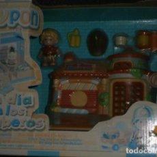 Otras Muñecas de Famosa: PINYPON CASITA DE PINYPON UN DIA CON LOS BOMBEROS .EN CAJA SIN ABRIR . Lote 72589527