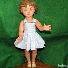 Otras Muñecas de Famosa: MUÑECA OJOS AZULES MARCADA FAMOSA PRINCIPIOS AÑOS 60. Lote 72783095
