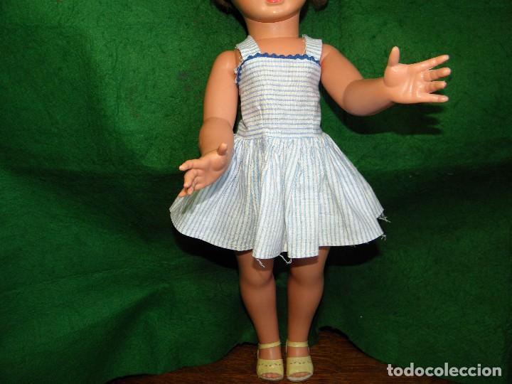 Otras Muñecas de Famosa: MUÑECA OJOS AZULES MARCADA FAMOSA PRINCIPIOS AÑOS 60 - Foto 3 - 72783095