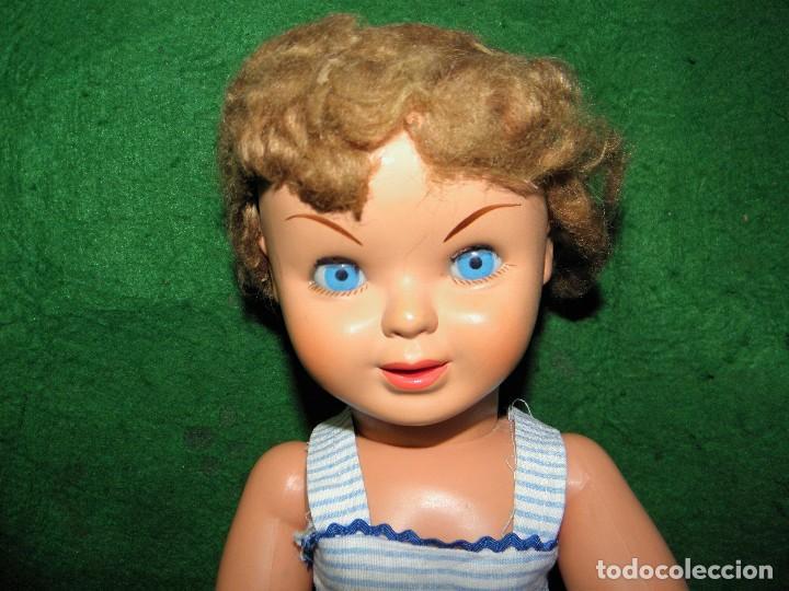 Otras Muñecas de Famosa: MUÑECA OJOS AZULES MARCADA FAMOSA PRINCIPIOS AÑOS 60 - Foto 4 - 72783095