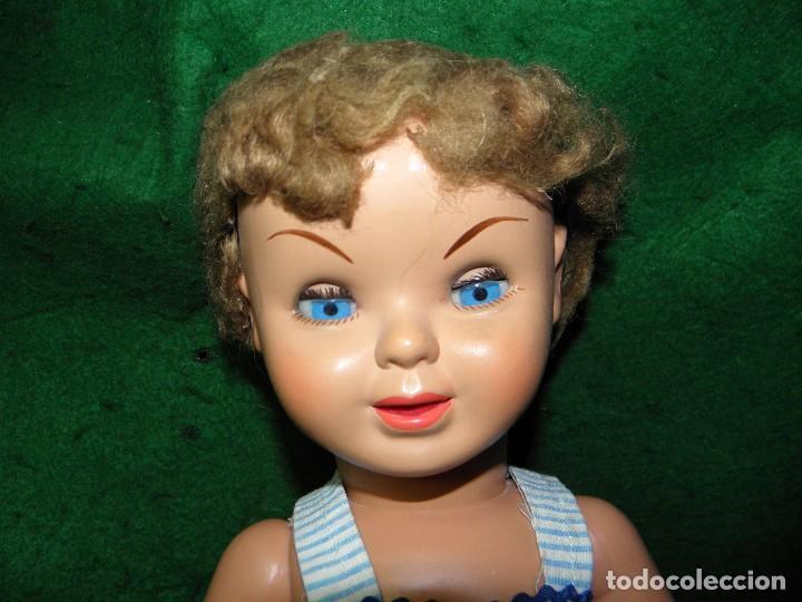 Otras Muñecas de Famosa: MUÑECA OJOS AZULES MARCADA FAMOSA PRINCIPIOS AÑOS 60 - Foto 5 - 72783095