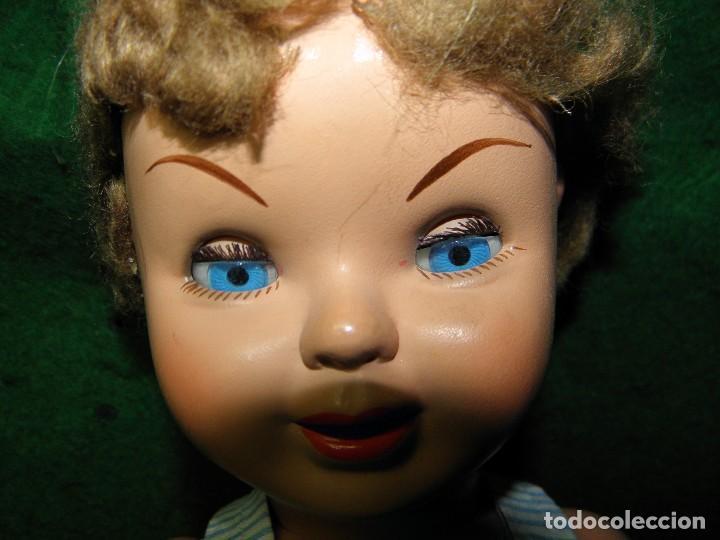 Otras Muñecas de Famosa: MUÑECA OJOS AZULES MARCADA FAMOSA PRINCIPIOS AÑOS 60 - Foto 6 - 72783095