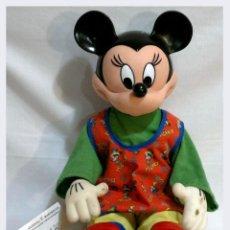 Otras Muñecas de Famosa: MINNIE YO YO. DISNEY . MUÑECAS FAMOSA AÑO 1998. GRAN TAMAÑO.. Lote 102111588
