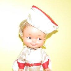 Otras Muñecas de Famosa: MUÑECO - FAMOSA - RARO - AÑOS 1960 - SOLO EN LA NUCA FAMOSA. Lote 74956175