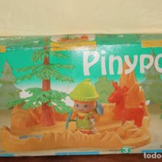 Otras Muñecas de Famosa: PINYPON DE FAMOSA NUEVO 1995 DESCATALOGADO. Lote 75140531