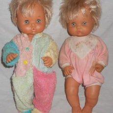 Otras Muñecas de Famosa: LOTE DE 2 NENUCOS DE FAMOSA,1989. Lote 76800127