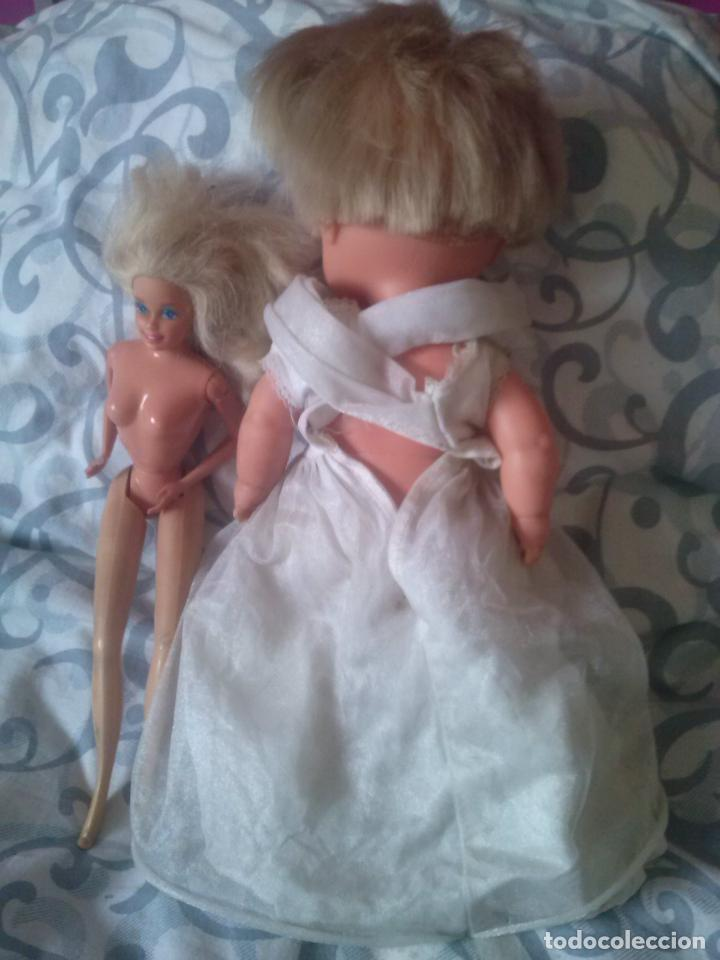 Otras Muñecas de Famosa: mancy made in spain+muñeca mattel 1975 - Foto 6 - 77156405