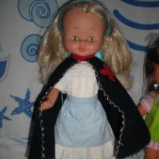 Otras Muñecas de Famosa: PRECIOSA Y RARA MEGGY DE FAMOSA MIDE 39 CM EN LA NUCA SELLADA CON FAMOSA MUY BUEN ESTADO. Lote 77276081