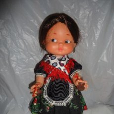 Otras Muñecas de Famosa: MUÑECA RAPACIÑA REGIONAL MARCADA FAMOSA. Lote 119875438