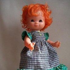 Otras Muñecas de Famosa: MUY DIFÍCIL MUÑECA ARLETT ARLET. FAMOSA. PELO NARANJA. COMPLETA DE ORIGEN. ÉPOCA NANCY. Lote 78248133