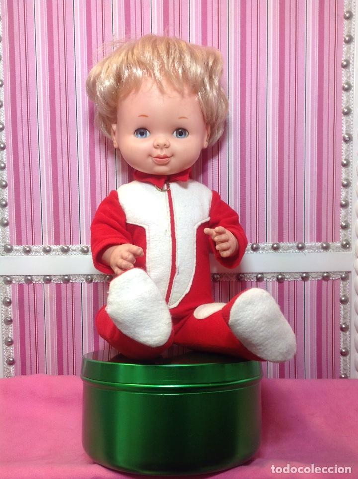 MUÑECO BABY RÍE DE FAMOSA (Juguetes - Muñeca Española Moderna - Otras Muñecas de Famosa)