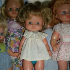 Otras Muñecas de Famosa: PRIMER MODELO DE MUÑECA PIMMI DE FAMOSA REPARADA. Lote 78591665