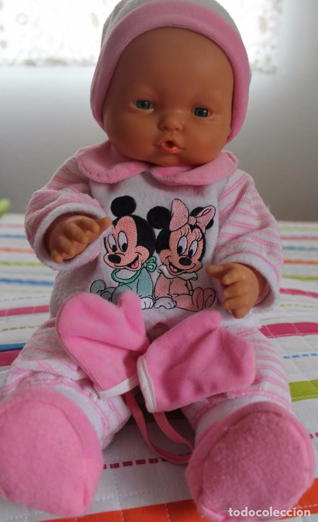Otras Muñecas de Famosa: TRAJE DE INVIERNO NENUCO-DISNEY-Micky Mouse-Años 90 - Foto 4 - 79973769