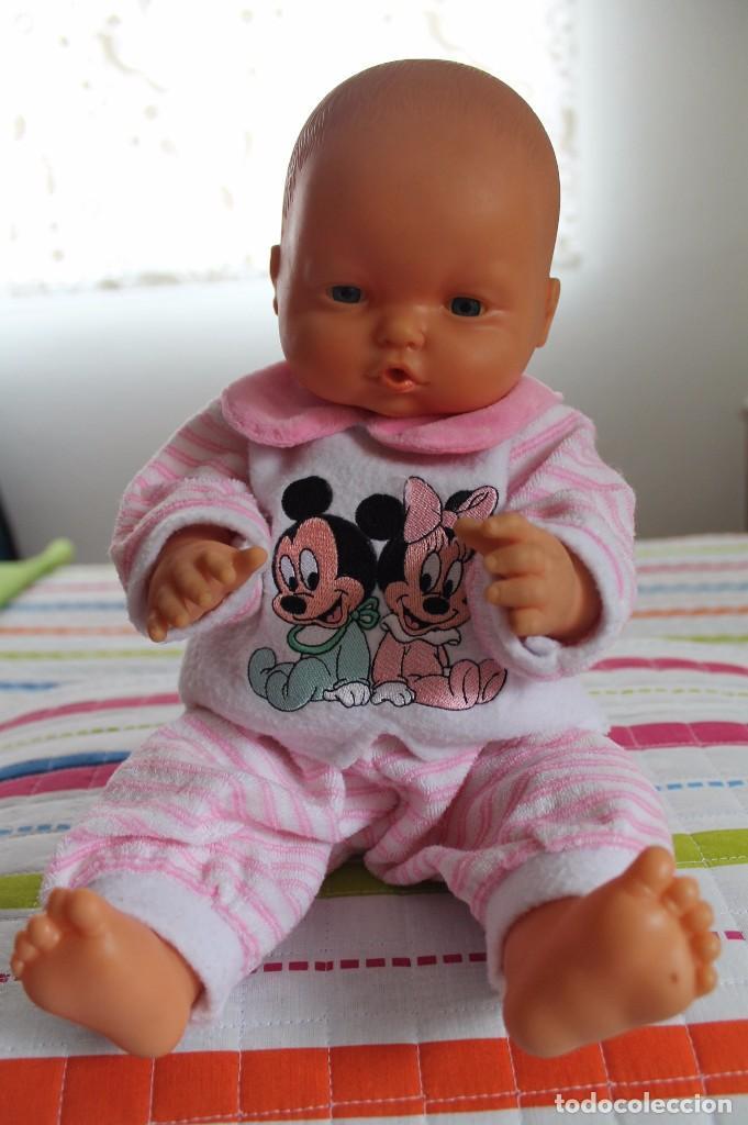 Otras Muñecas de Famosa: TRAJE DE INVIERNO NENUCO-DISNEY-Micky Mouse-Años 90 - Foto 6 - 79973769