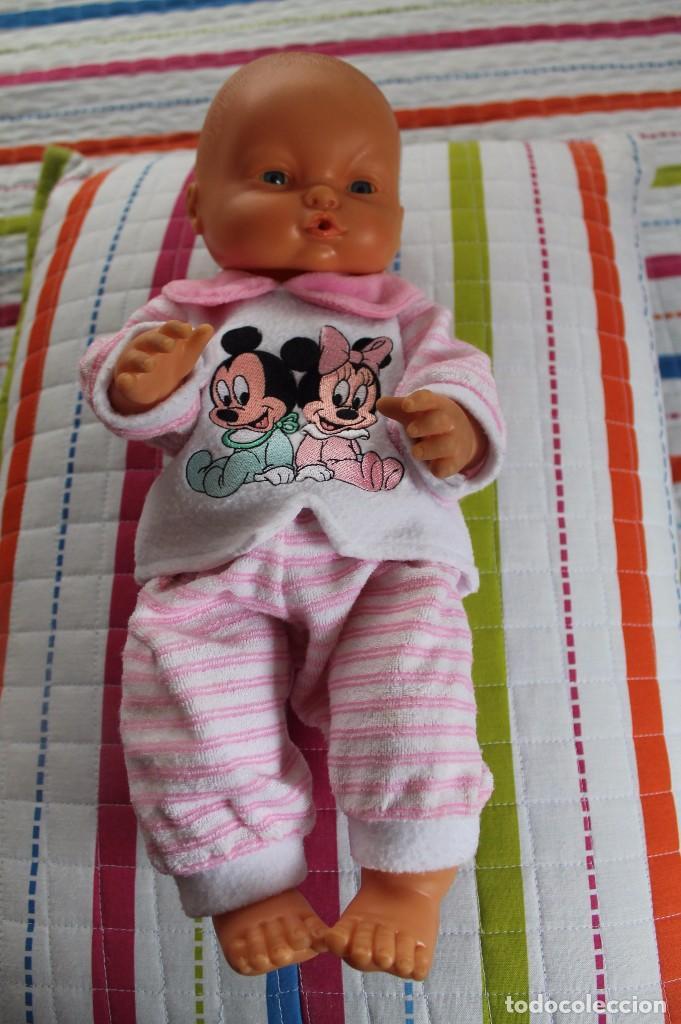 Otras Muñecas de Famosa: TRAJE DE INVIERNO NENUCO-DISNEY-Micky Mouse-Años 90 - Foto 7 - 79973769
