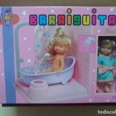 Otras Muñecas de Famosa: BARRIGUITAS NATI - BAÑO - FAMOSA - AÑO 1990 - NUEVA A ESTRENAR. Lote 30134983
