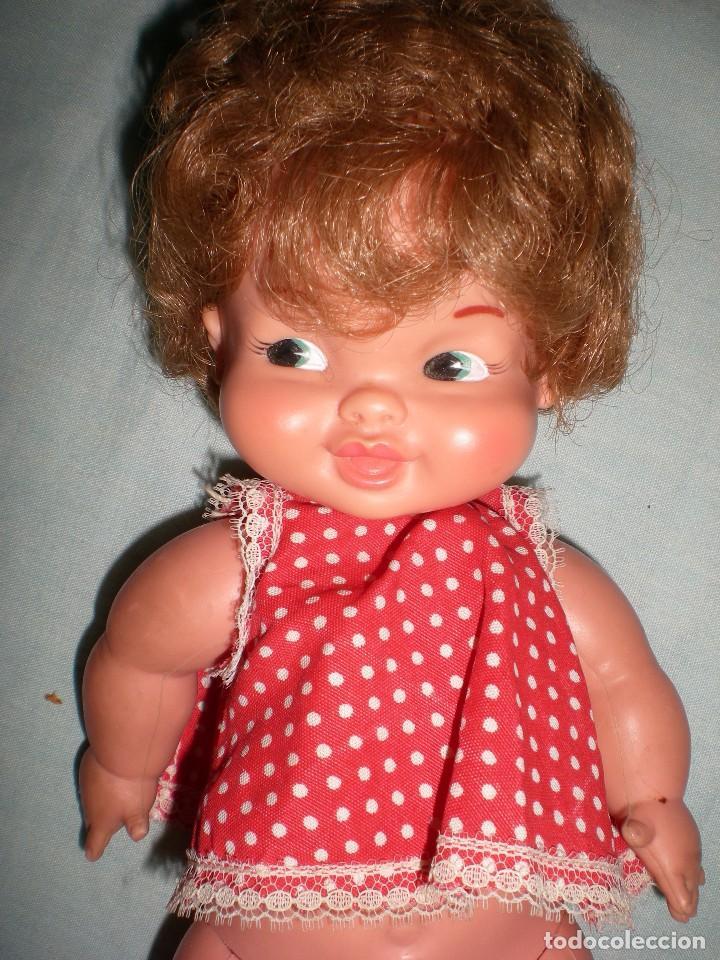 Otras Muñecas de Famosa: muñeca pelirroja gemelina de famosa años 70 completa de origen poco uso - Foto 3 - 82979696