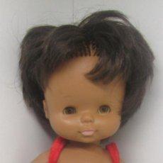 Otras Muñecas de Famosa: CHIQUITÍN NEGRO NEGRITO CHICO - FAMOSA-. Lote 83855264