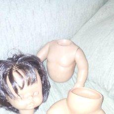 Otras Muñecas de Famosa: DESPIECE MUÑECA CHIQUITINA DE FAMOSA. Lote 85324392
