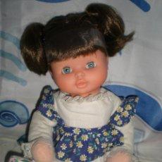 Otras Muñecas de Famosa: BONITA MIMITOS MIMOS BALANCÍN DE FAMOSA CASTAÑA AÑO 1980 FUNCIONANDO PERFECTA. Lote 85868460