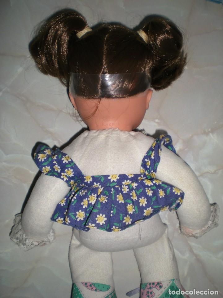 Otras Muñecas de Famosa: bonita mimitos mimos balancín de famosa castaña año 1980 funcionando perfecta - Foto 6 - 85868460