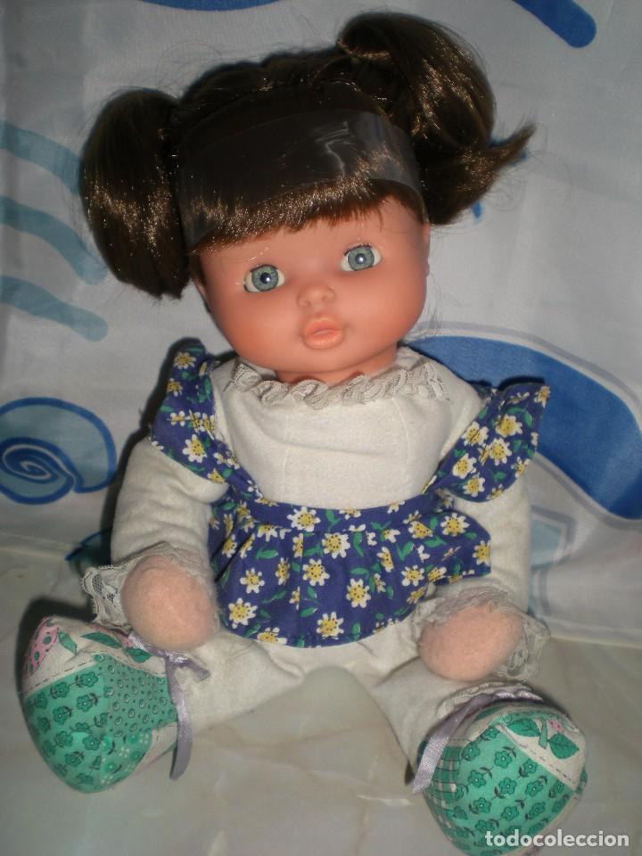 Otras Muñecas de Famosa: bonita mimitos mimos balancín de famosa castaña año 1980 funcionando perfecta - Foto 12 - 85868460