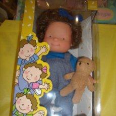 Otras Muñecas de Famosa: MUÑECA LAS TRES MELLIZAS ANA DE FAMOSA, AÑO 2005, NUEVA SIN ABRIR. Lote 203331318