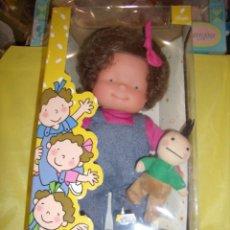 Otras Muñecas de Famosa: MUÑECA LAS TRES MELLIZAS TERESA DE FAMOSA, AÑO 2005, NUEVA SIN ABRIR.. Lote 203331262