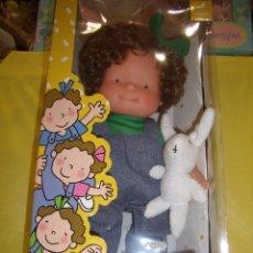 Otras Muñecas de Famosa: MUÑECA LAS TRES MELLIZAS HELENA DE FAMOSA, AÑO 2005, NUEVA SIN ABRIR.. Lote 203331170