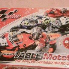 Otras Muñecas de Famosa: MOTO GP, JUEGO DE MESA OFICIAL DEL CAMPEONATO MUNDO MOTO GP 2007, FABRICADO POR FAMOSA. Lote 86025320
