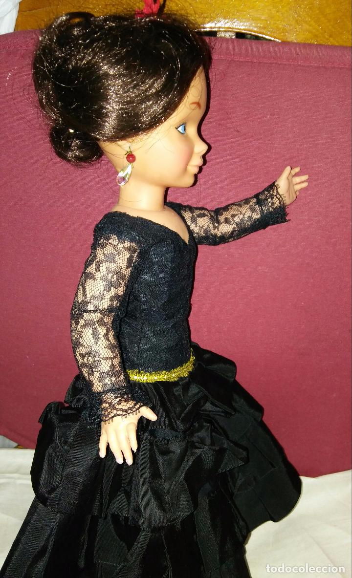 Otras Muñecas de Famosa: MUÑECA MARY POPPINS WALT DISNEY DE SEVILLANA FLAMENCA - Foto 2 - 86532248