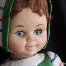 Otras Muñecas de Famosa: MUÑECA MARISU DE DURPE O BELTER FAMOSA MIDE 50 CM Y ES DE PRIMEROS DE LOS 60. Lote 87017912