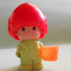 Otras Muñecas de Famosa: PIN Y PON ANTIGUA FIGURA CON CESTA. Lote 87402520