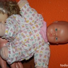 Otras Muñecas de Famosa: MUÑECO NENUCO DE TRAPO. Lote 87441052