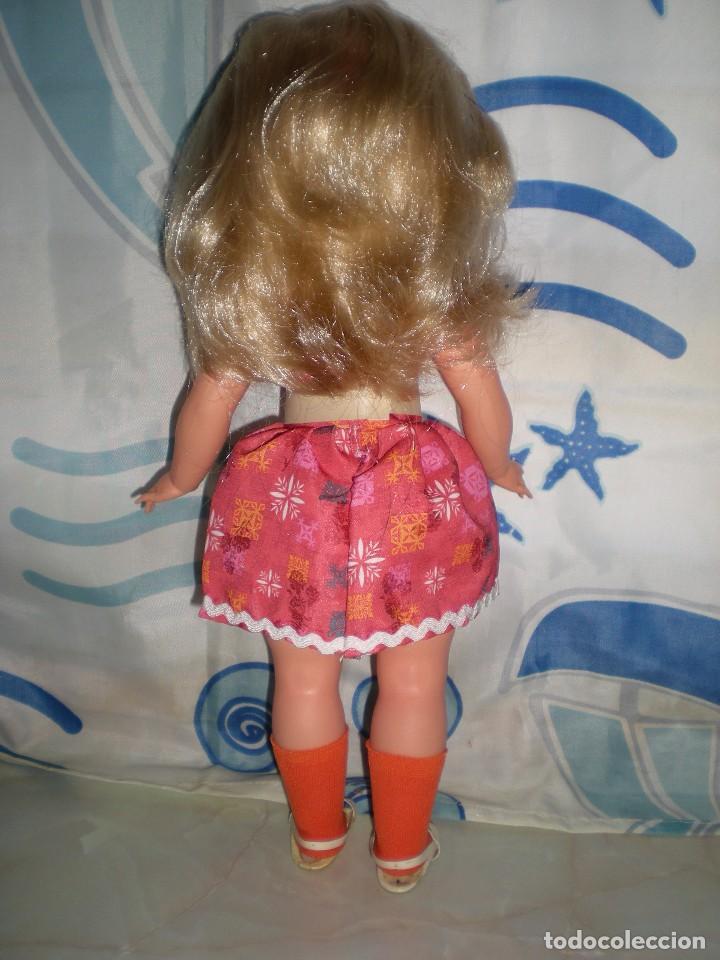 Otras Muñecas de Famosa: rara muñeca begoña de famosa raya al lado original años 60 NUEVA SIN USO brazos unidos con gomas - Foto 4 - 88952560